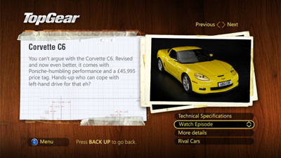 Mediaroom's Top Gear demo draws content from the web