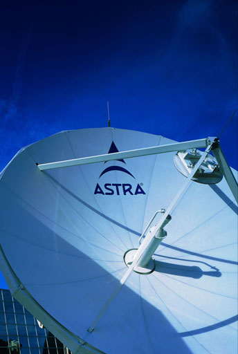 Astra launches ultra hd showcase channel - Position satellite astra ...