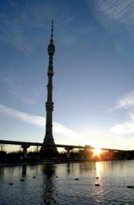 Ostankino Tower, Moscow