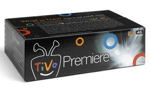 TiVo digital video recorders