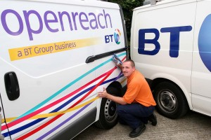 The unveiling of Openreach, a new multi-billion pound business r