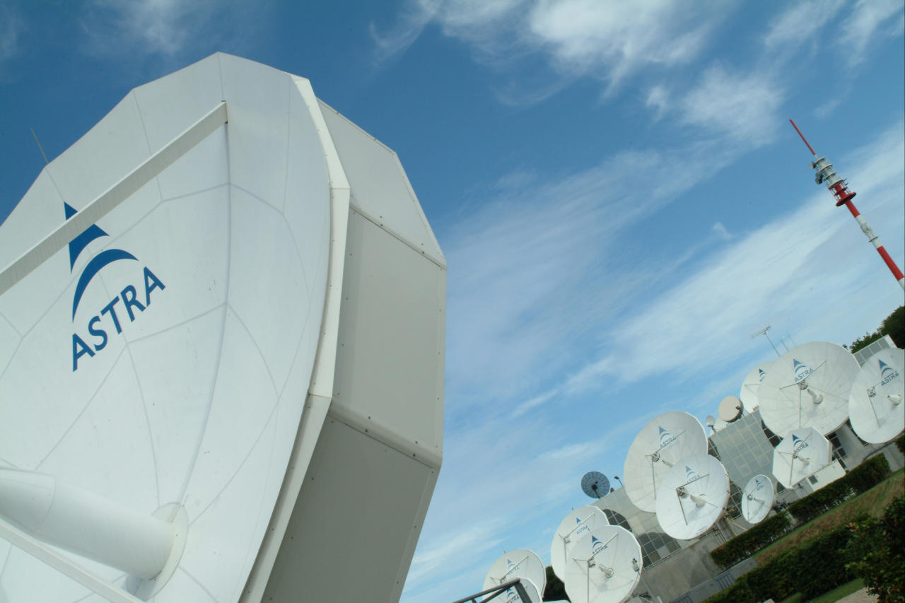 Astra Antenna