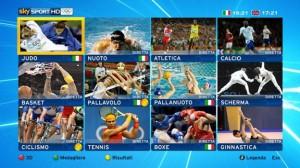 Sky Italia Olympics