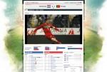 ESPN Euro 2012 Gamecast