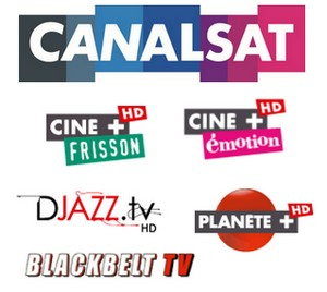 Canalsat new HD channels