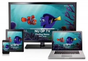 Horizon TV multiscreen