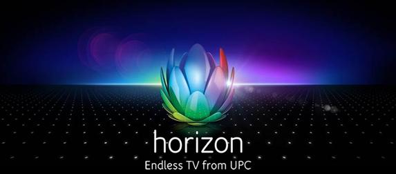 UPC launches Horizon in HollandUpc Horizon Logo