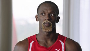 Usain bolt has fronted a popular campaign for Virgin broadband