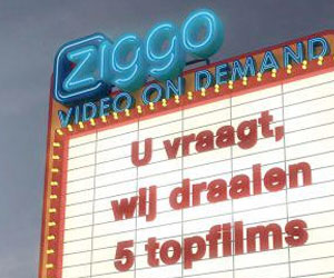 Ziggo billboard