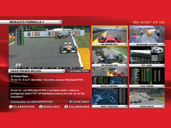 Sky Formula 1