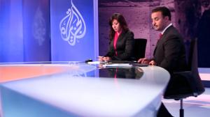 Al Jazeera Arabic studio