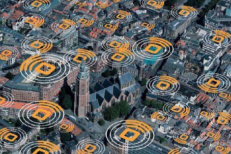 Ziggo wifi hot spots