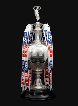 football league trophies