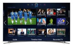 Samsung Smart Hub 2013