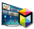 Samsung leads global flat TV market in 2014
