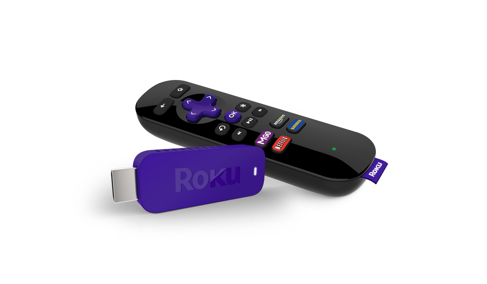 Roku is launching a new version of its streaming stick, which can be ...