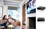 Belgacom TV family