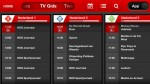 Vodafone NL screen