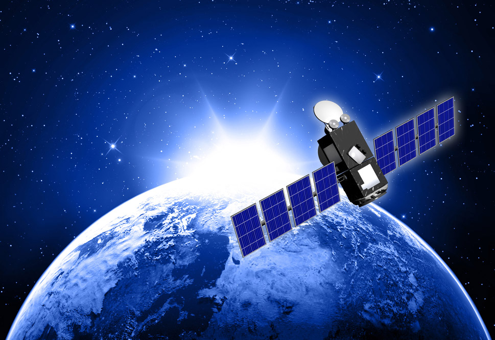 satellite networks The navstar constellation of satellites provides the signals for a global positioning system.