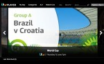 ITV Player fails during World Cup opener