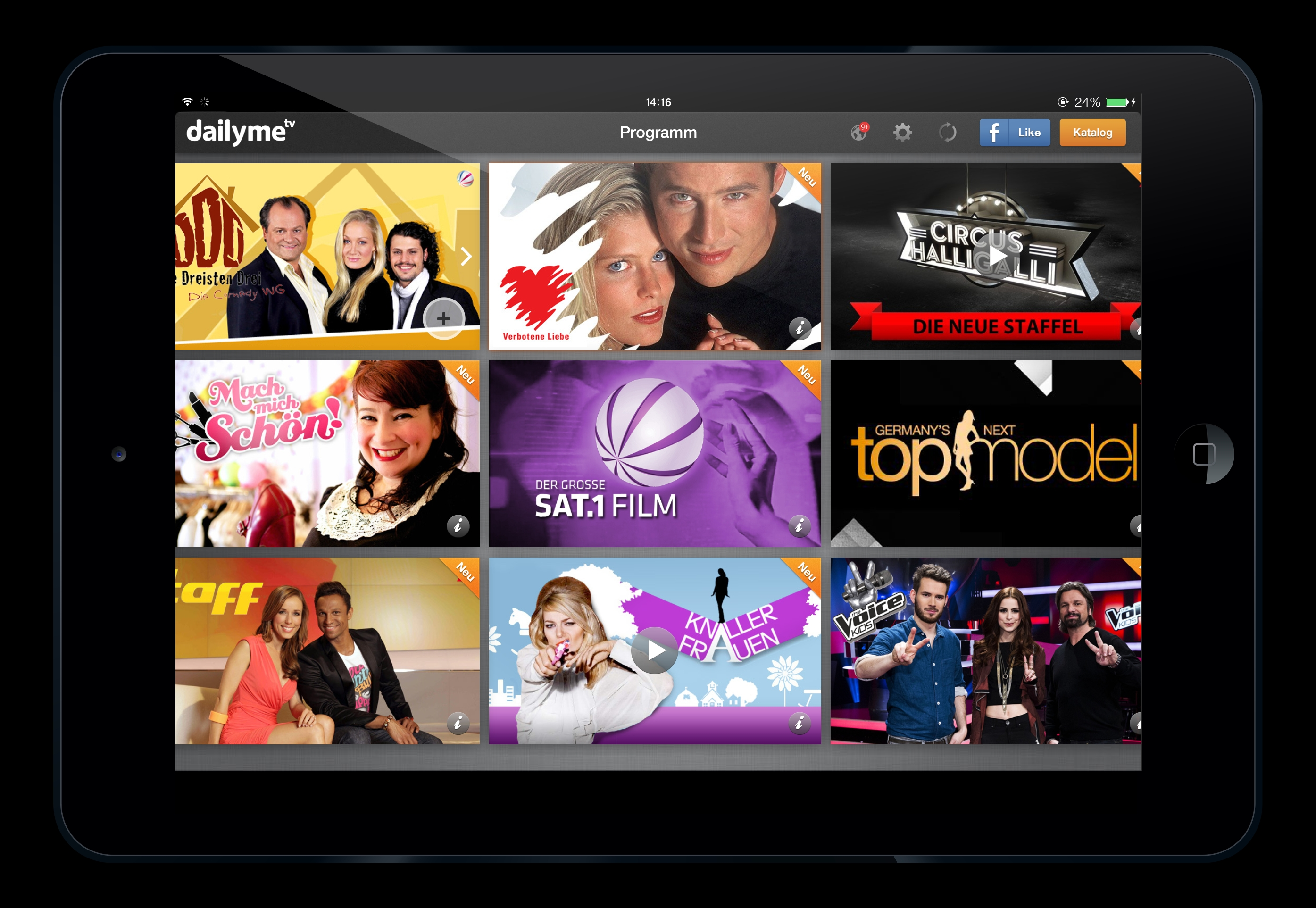 Spiegel tv joins dailyme tv in germany for Spiegel tv download videos