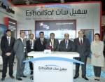 Es'hailSat Team At IBC2014