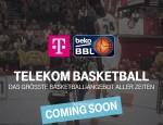 Telekom Basketball - klein