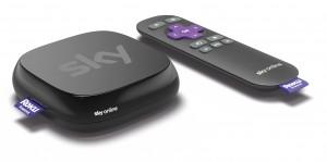 Sky Online TV Box