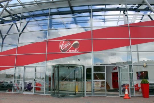 Virgin Media offices