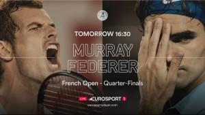 Eurosport 1 French Open