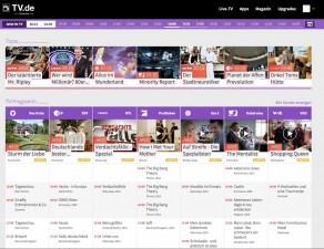 TVde Screenshot (Couchfunk)