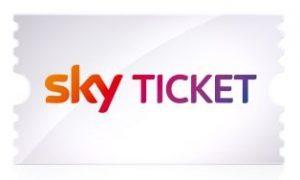 Sky Ticket kl