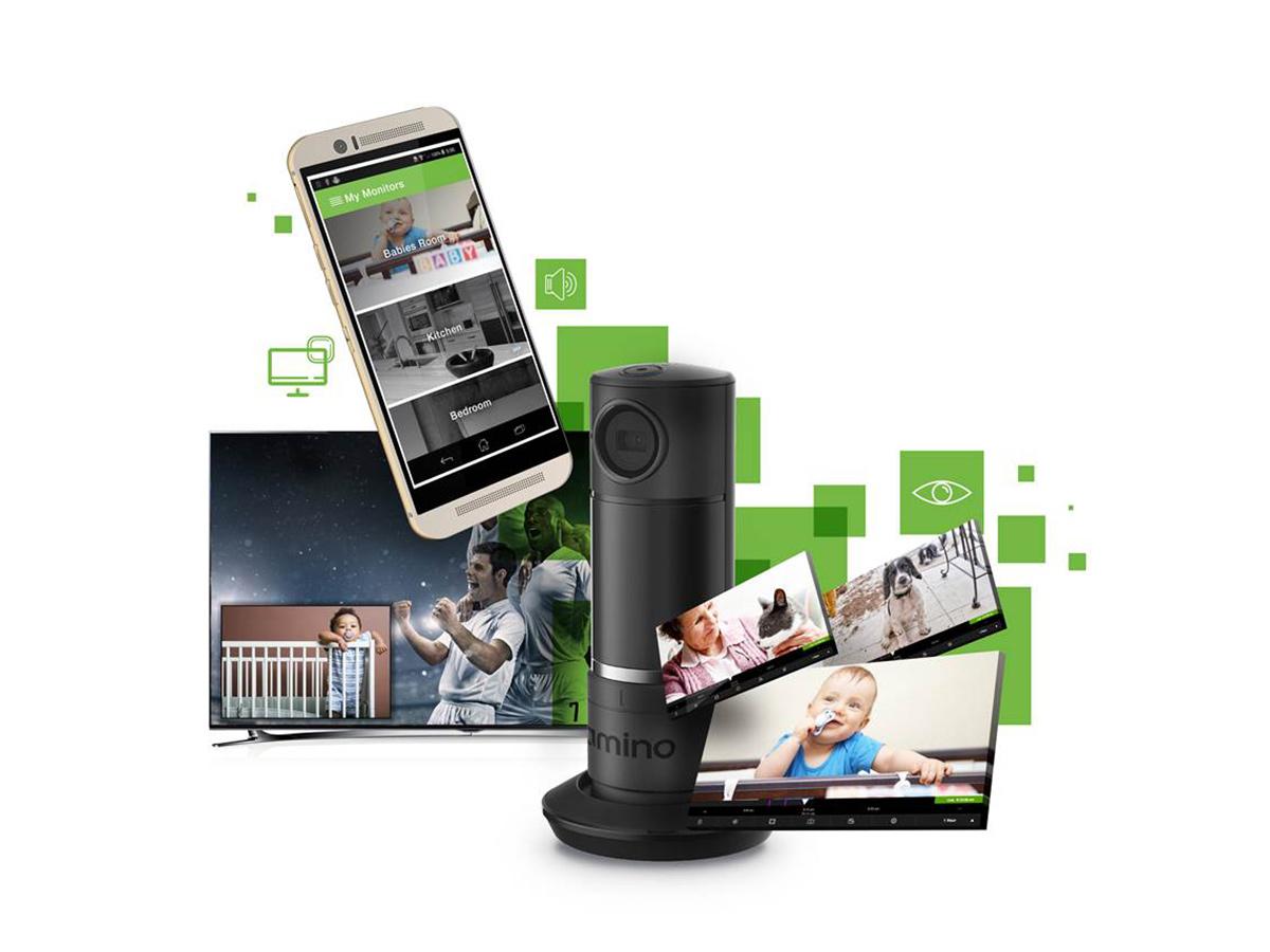 Amino Home Monitoring