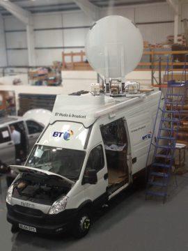 BT_UHD-truck_TES52 in workshop