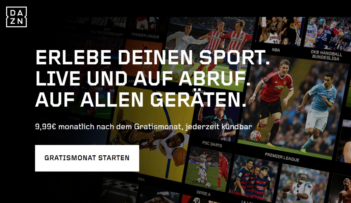 Perform Group Launches German Ott Live Sports Portal Dazn
