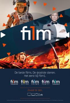 Sony's Dutch Film1 rebrands with new idents
