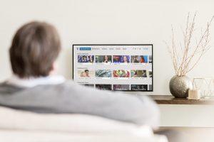 Swisscom Homescreen