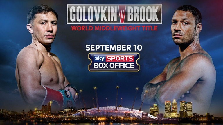 Golovkin v Brook