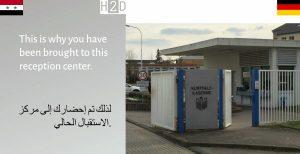 H2D Screenshot