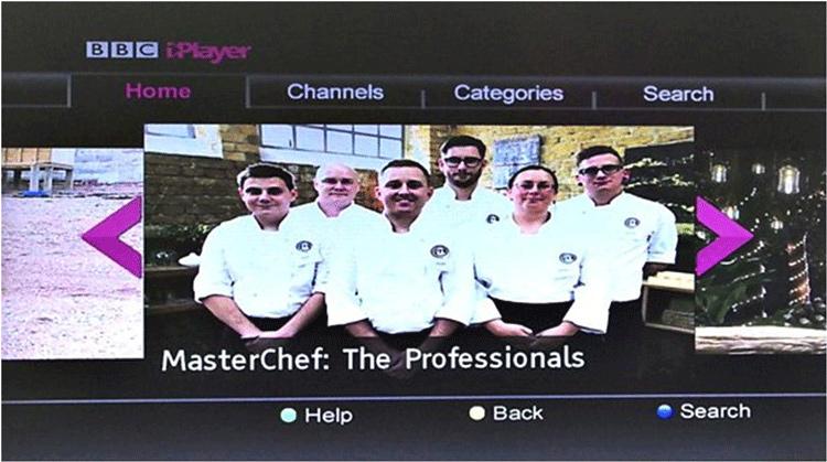 BBC iPlayer 2010