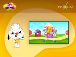 Smart TV partnership between Foxxum and PlayKids