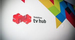 Vodafone TV Hub