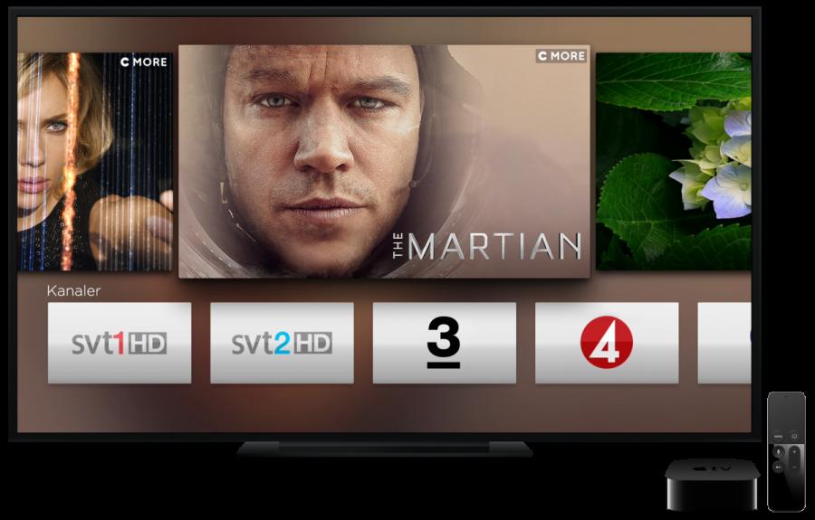 Canal Digital Apple TV app