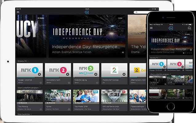 Canal Digital app