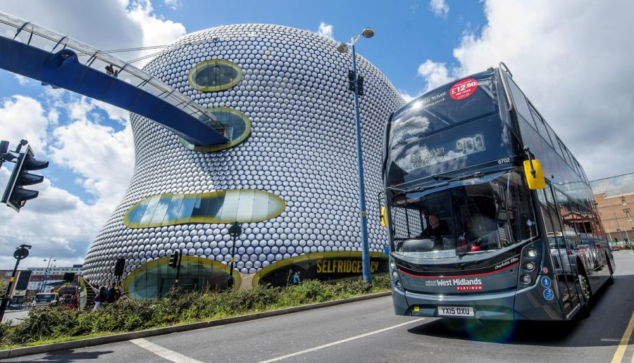 National Express on Bullring