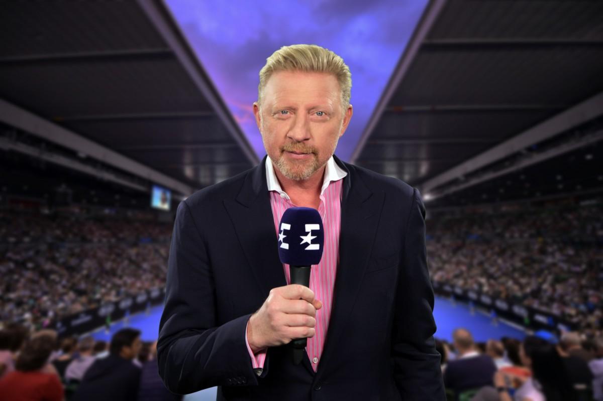 Boris Becker to join Eurosport
