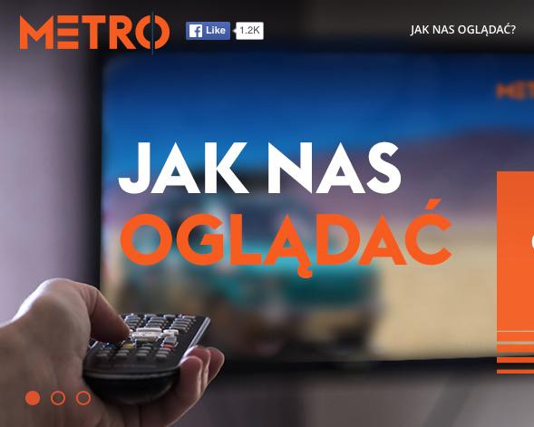 Metro TV Poland