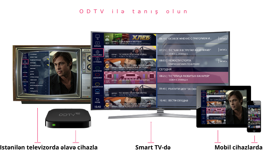 ODTV Azerbaijan