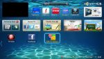 Samsung smart TVs launch Facebook app
