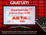 Romanian cable operator Akta for sale